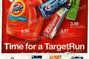 Target Early Ad Scan ~ April 16-22