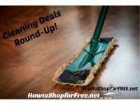 Weekly Cleaning Deals Round-Up!!
