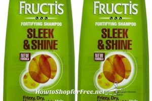 Hot Deal!Garnier Fructis Shampoo & Conditioner only $.50 each at CVS(4/9/17-4/15/17)