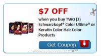 ***Print Print*** Hot High Value $7/2 Schwarzkopf Coupon!!!