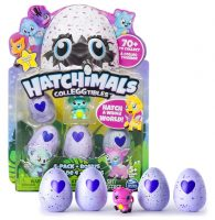 **Amazon Deals** Pre-Order Hatchimals – CollEGGtibles – 4-Pack + Bonus (Styles & Colors May Vary) by Spin Master