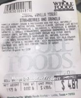 Nut Allergy Alert Issued by Whole Foods in Dedham, MA