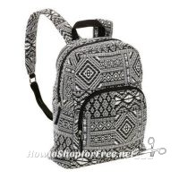 18″ No Boundaries Quilted Backpack only $3.00! Or Less?!