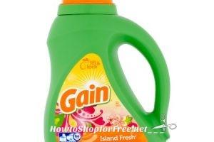 Gain Liquid 50 oz (Island Fresh) for A BUCK!! ~Price Drop!!!