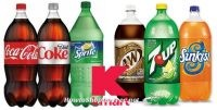 HOT Soda Deals at Kmart.. as low as 79¢ each!