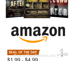 Highly-Rated Kindle Books, $1.99 & up ~Amazon Deal of the Day