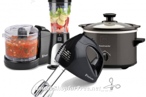 Toastmaster Small Kitchen Appliances ONLY $2.44 each +Earn Kohl's Cash!