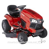 46% OFF Craftsman 42″ TurnTight® Riding Mower = You Save $831.00!!