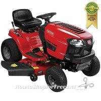 Save $475 on a Craftsman 42″ Auto Riding Mower (420cc)