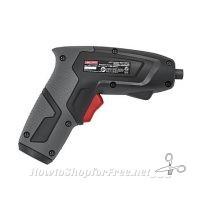$10 Craftsman 4V Cordless Screwdriver ~50% off