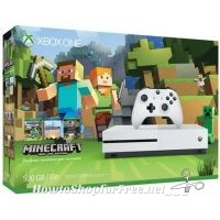 Xbox One S 500GB Minecraft Bundle $189.99 Shipped! (Reg/$300)