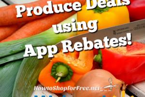 Produce Rebate Roundup at Walmart ~FRESH Savings thru 4/16