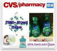 WOW Free + MM On Scope Mouth Wash with Early Activation at CVS (4/16/17-4/22/17)