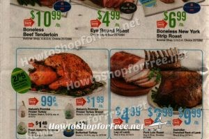 Stop & Shop Early Ad Scan 4/7 – 4/13