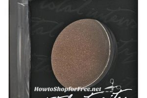 BETTER than Free Prestige Total Intensity Shadow from Kmart!