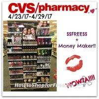 WOWZA $$FREE$$ Wet N' Wild Cosmetics at CVS (4/23/17-4/29/17)