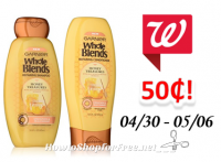Whole Blends only $.50 at Walgreen's!