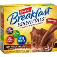 Carnation Instant Breakfast 32¢ per serving at Walmart!!