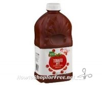 FREE Tomato Juice w/the Kmart App! ~Today Only!