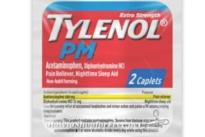 FREE Sample of Tylenol PM at Walmart with Freeosk!