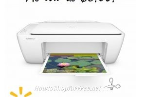 HP Deskjet All-in-One Printer/Copier/Scanner 79% OFF