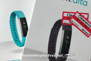 Did You Snag a 70% OFF Fitbit Alta Yet?!