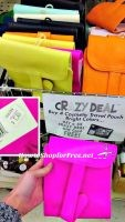 Colorful Travel Pouches 24¢ each at #OSJL ~Crazy Deal