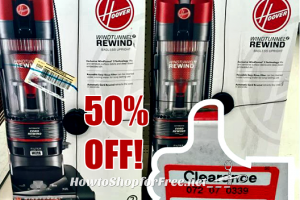 $65 Hoover® WindTunnel® 2 Rewind ~MANY Around Me!