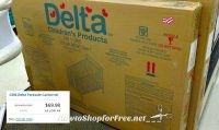 Delta Parkside Carbernet Crib as low as $70!