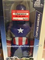 Captain America Action Figure only $3.98! (Orig/$10!)