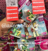 """My Little Pony Clearance at Toys""""R""""Us!"""