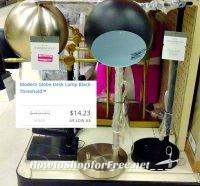 Threshold™ Globe Desk Lamp up to 72% OFF!