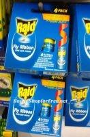 .45 Raid Fly Ribbon ~Stock Up for Summer!