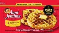 Aunt Jemima RECALL Due to Possible Listeria Contamination