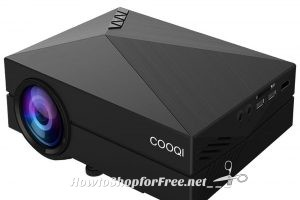Bring the Movie Theater to Your Backyard! ~Projector on Lightning Deal!