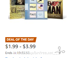 Top Book Club Picks from Goodreads, up to 80% off ~Today Only!
