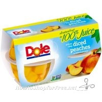 $1.42 Dole Fruit Bowls at Walmart! *Updated w/ Ibotta Rebate!