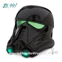 78% OFF Death Trooper Voice Changing Mask ~Ships FREE!