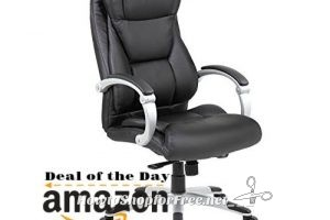 Deal of the Day~ Genesis Large Executive Office Chair 25% OFF
