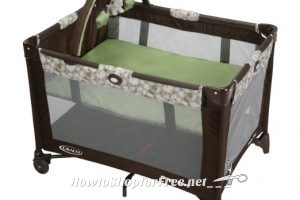 $46 Graco Pack N Play Playard with Folding Feet!! (Was/$80)