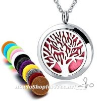 52% OFF Aromatherapy Essential Oil Diffuser Necklace ~Under $10!