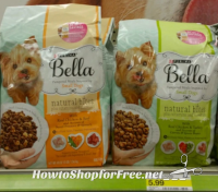 Purina Bella Dry Dog Food as Low as $.19 at Target! 5/14 – 5/20