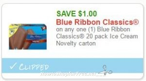 Get Yours Here 100 1 Blue Ribbon Classics 20 Pack Ice Cream Novelty Carton
