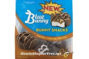 $2.50 Blue Bunny Bunny Snacks at Walmart *NEW Product!*