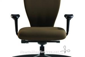 Nearly 50k Office Chairs Recalled Due to Fall Hazard