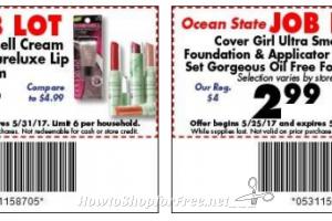 FREE-$1.49 CoverGirl Goodies at Ocean State Job Lot!