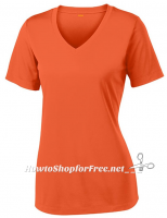 **Amazon Deals** Women's Short Sleeve Moisture Wicking Athletic Shirts Sizes (XS-4XL) $6.95 – $14.95