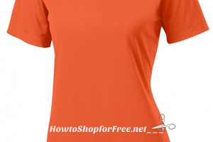 **Amazon Deals** Women's Short Sleeve Moisture Wicking Athletic Shirts Sizes (XS-4XL) $6.95 – $14.95