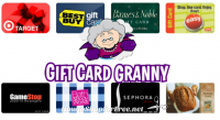 Save 50% Off Gift Cards + 100 Points towards a FREE Gift Card