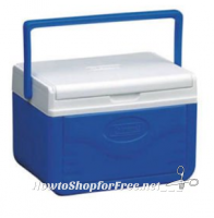 Free Coleman 5-Quart Cooler with TopCashback at Walmart, through 5/21!